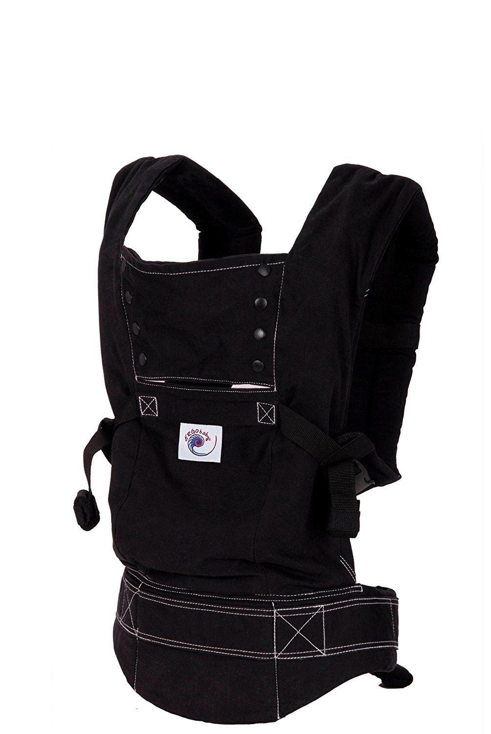 51cd2fb7395 Amazon.com   Ergo baby Ergo Sport Carrier Black   Child Carrier Front Packs    Baby