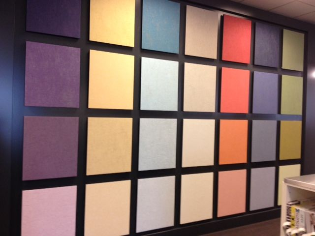 Presentation of our 50 Shades of Colour wallpaper - BN Wallcoverings