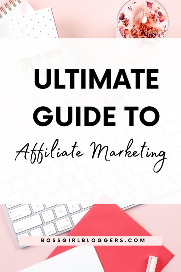 The ultimate guide to affiliate marketing. How to make more money with affiliate marketing. #makemoneyblogging #affiliatemarketing #marketingtips #moneymakingideas