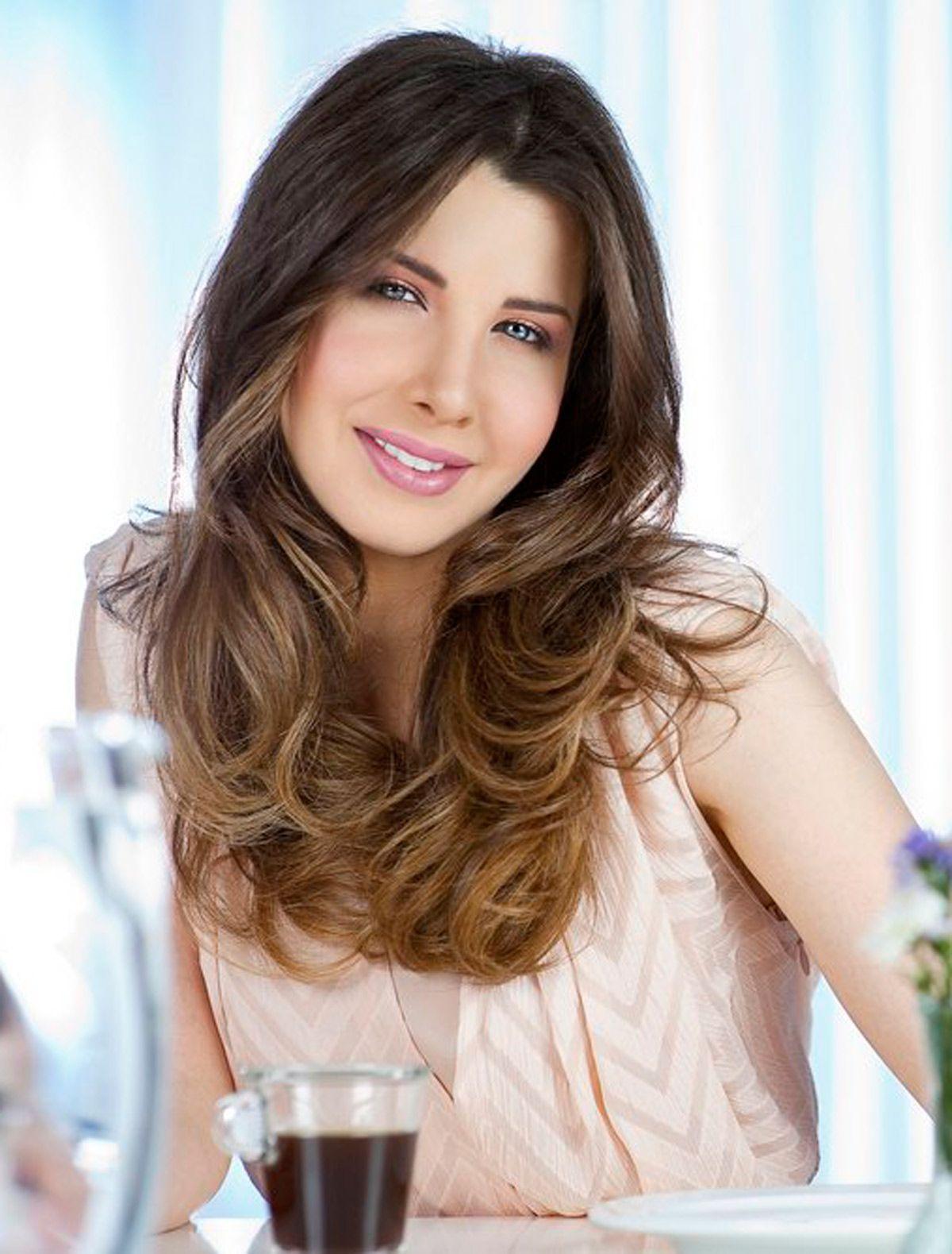 #NancyAjram#FadyKataya #Beautylounge #Beirut | Celebrities ...