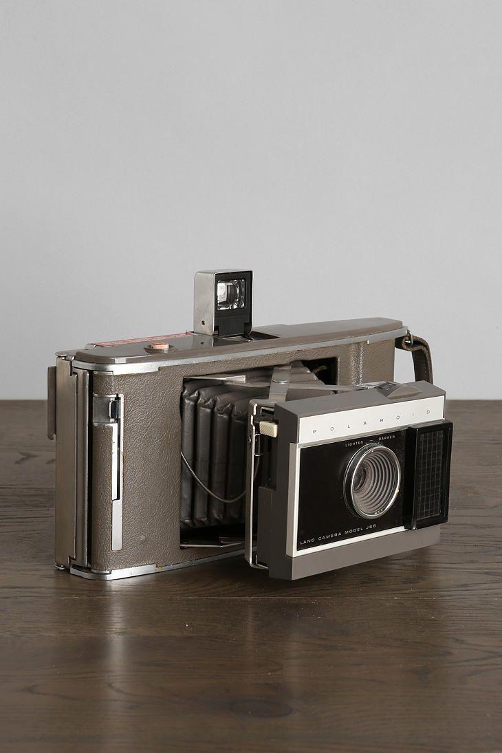Vintage Polaroid J66 Land Camera Online Only