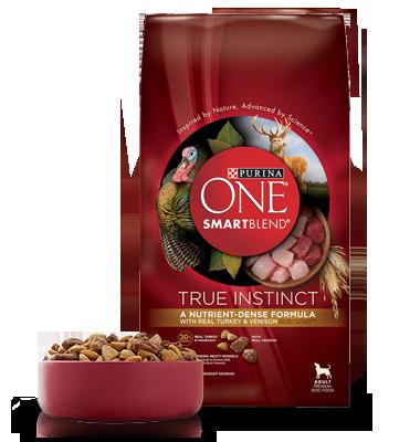 Purinaone Purina One Smartblend True Instinct Dog Food Is