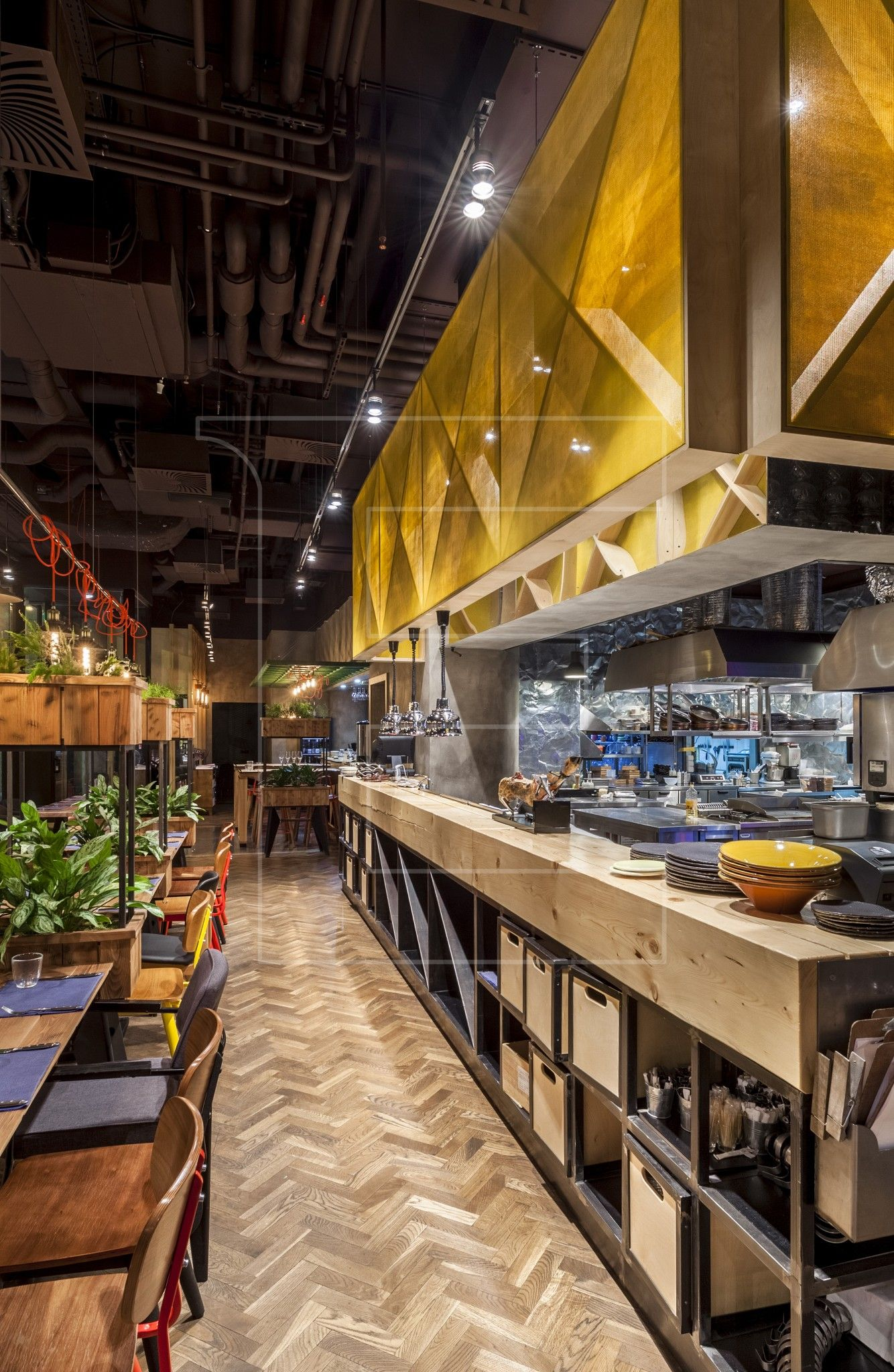 Adri Bbq Restaurant In Moscow Authors Restaurant Of The Chef,