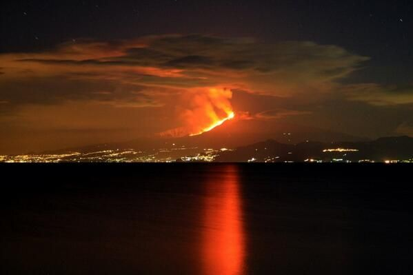 Mt Etna Embedded Image Permalink Etna Beautiful Places On Earth Reggio Calabria