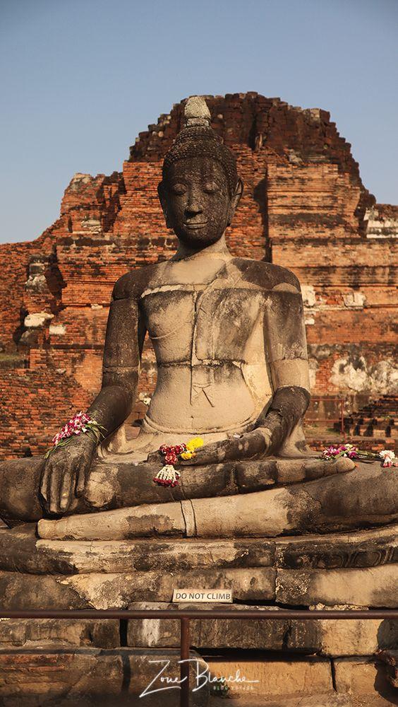 Revivez 20 jours en Thaïlande racontés en 40 photos