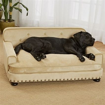 Sofa Bed Micro Velvet Dog Furniture