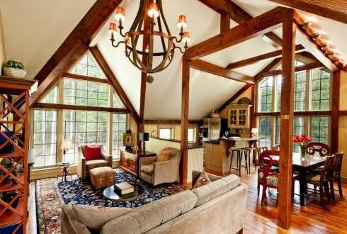 29da0a7403fba2d75a98283d03772973 the bennington carriage house plans yankee barn homes high,House Plans With Tall Ceilings