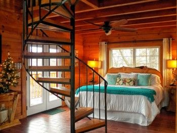 Treehouse bedroom   Bed Rooms   Pinterest   Treehouse, Bedrooms ...