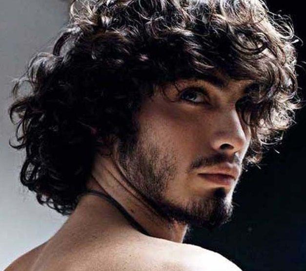 Erkek Sac Modelleri Coiffures Masculines Cheveux Boucles Homme