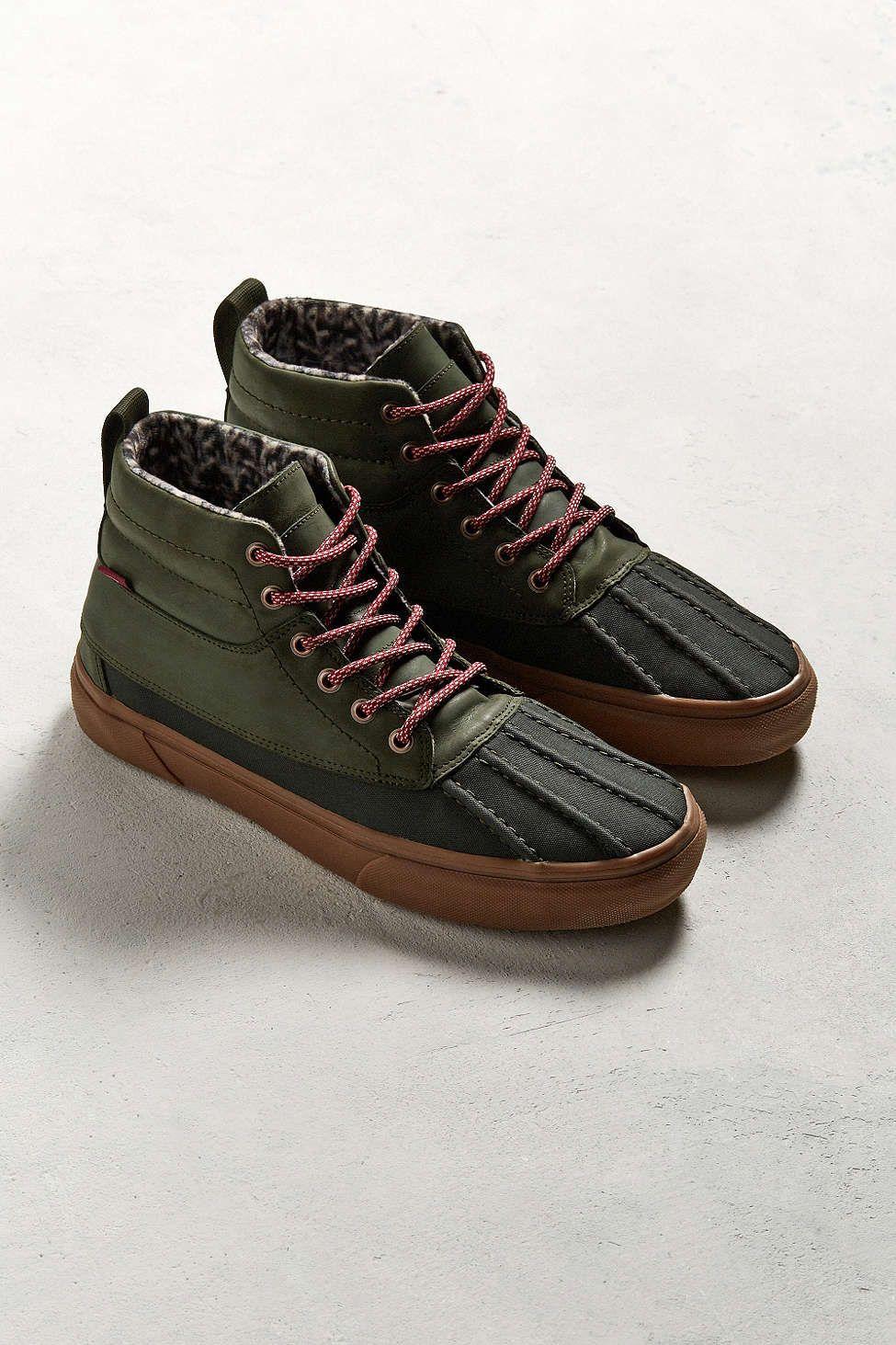 c4e77a496c Vans Sk8-Hi Del Pato MTE Sneaker