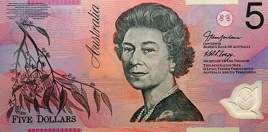 Funny Money Origami: Australian $5 Dollar Note Joke | All