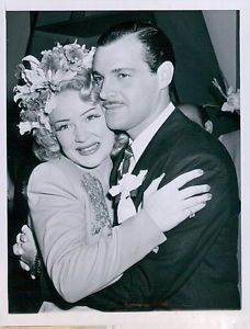 Betty Hutton & Ted Briskin-#1 | Tv stars, Married, Ted
