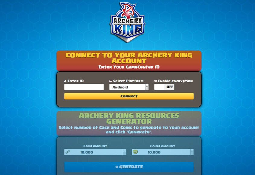 Archery King Hack How To Get Free Cash And Coins Archery King Free