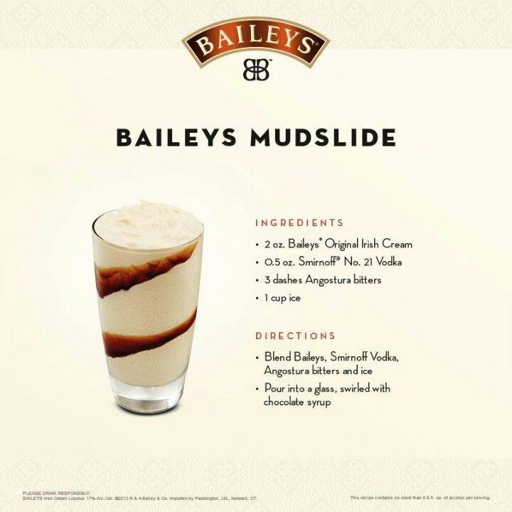 Baileys, Baileys Cocktails