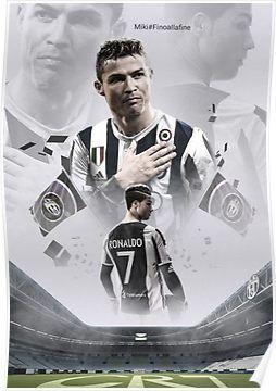 Cristiano Ronaldo Poster By Slambss Cristiano Ronaldo