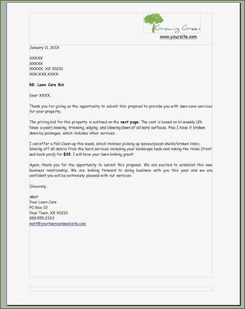14 Remarkable Lawn Care Bid Template 1000 Lawn Care Lawn Care Business Landscaping Business