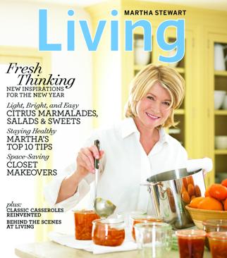 free martha stewart living magazine (1-year subscription)   free