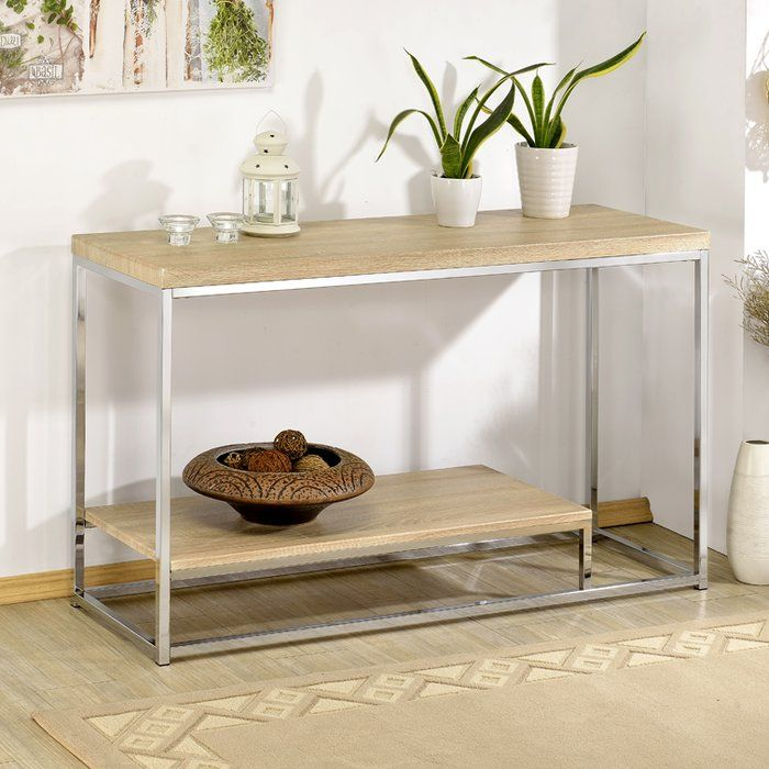alvar rectangle console table contemporary console table on small entryway console table decor ideas make a statement with your home s entryway id=61821