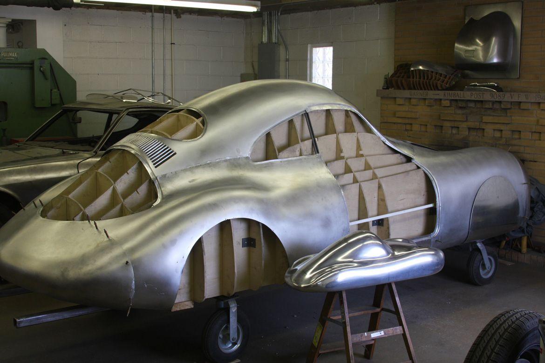 1939 Porsche Type 64 Vw Porsche Fahrzeugtechnik Klassische Autos