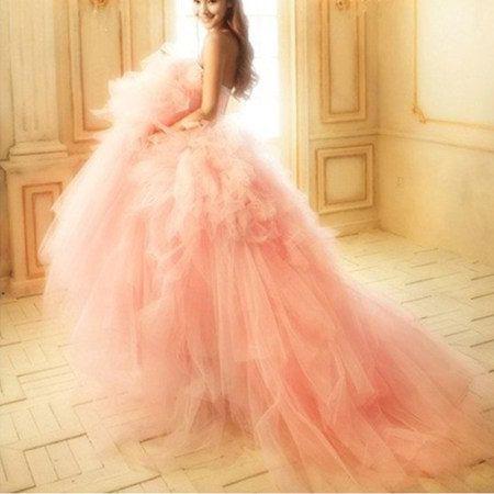 Sophia's flower girl dress