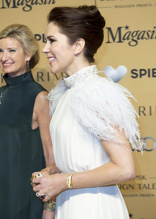 Crown Princess Mary (2015.10.22)