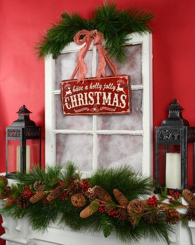 cute christmas signs christmas decor ideas vintage rustic christmas decorations christmas mantle inspiration