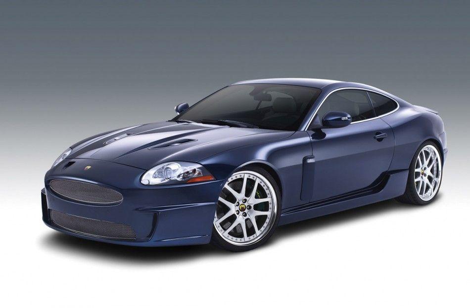 Finally, the AJ21 is a custom version of the new Jaguar XF