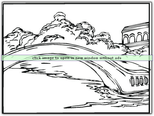 Pond River And Lake Free Coloring Pages To Print Download Great For A