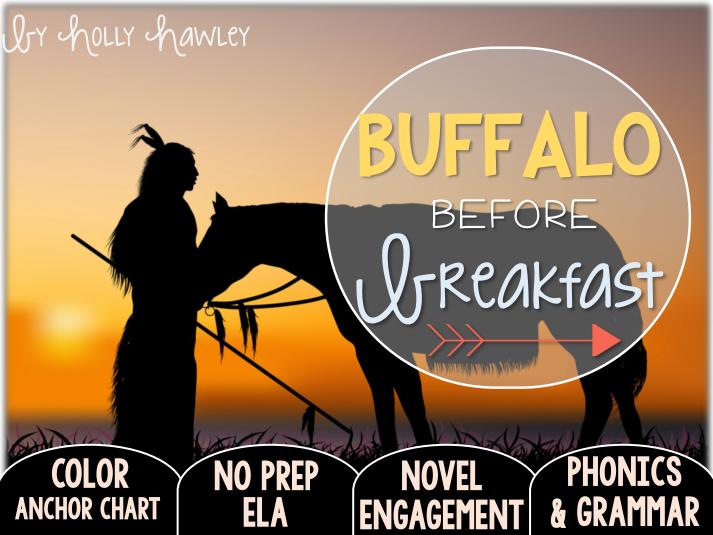 Buffalo Before Breakfast NO PREP ELA