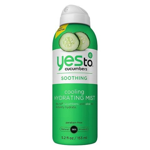 Yes To Cucumbers 5 floz Spray Soothing Face Mister Spray