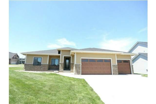 309 Woodhaven Dr, Polk City, IA 50226. 3 bed, 2 bath, $354,900. Cornerstone homes pr...