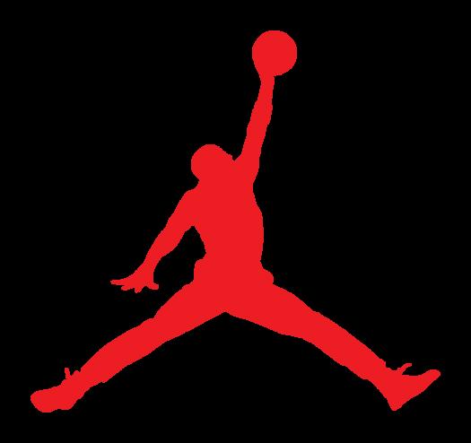 Air Jordan Logo Jumpman Logo Jordan Logo Basketball Silhouette