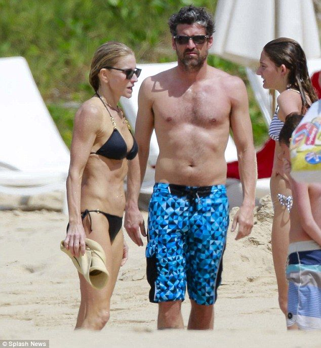 Not simple, patrick dempsey family consider