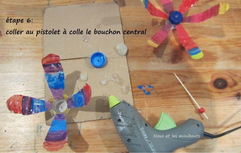 Diy Comment Fabriquer Un Moulin A Vent Avec Des Materiaux Recycles Nous Et Les Minibouts Comment Fabriquer Un Activite Manuelle Fleur Et Creations De Maternelle