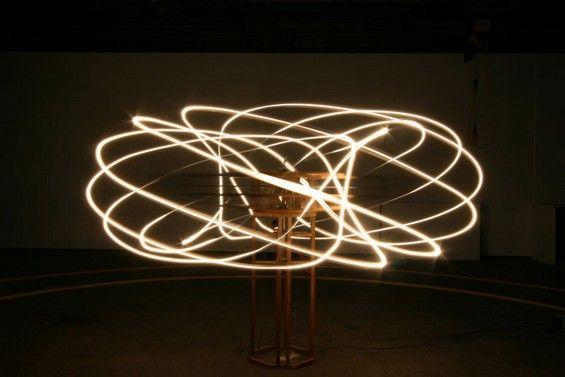 Light Machines, Conrad Shawcross