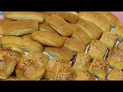 طريقه عمل المنين زاي الافران بظبط وكعب الغزال وكل الاسرار هنا وبس وتحدي Youtube Hot Dog Buns Baking Food