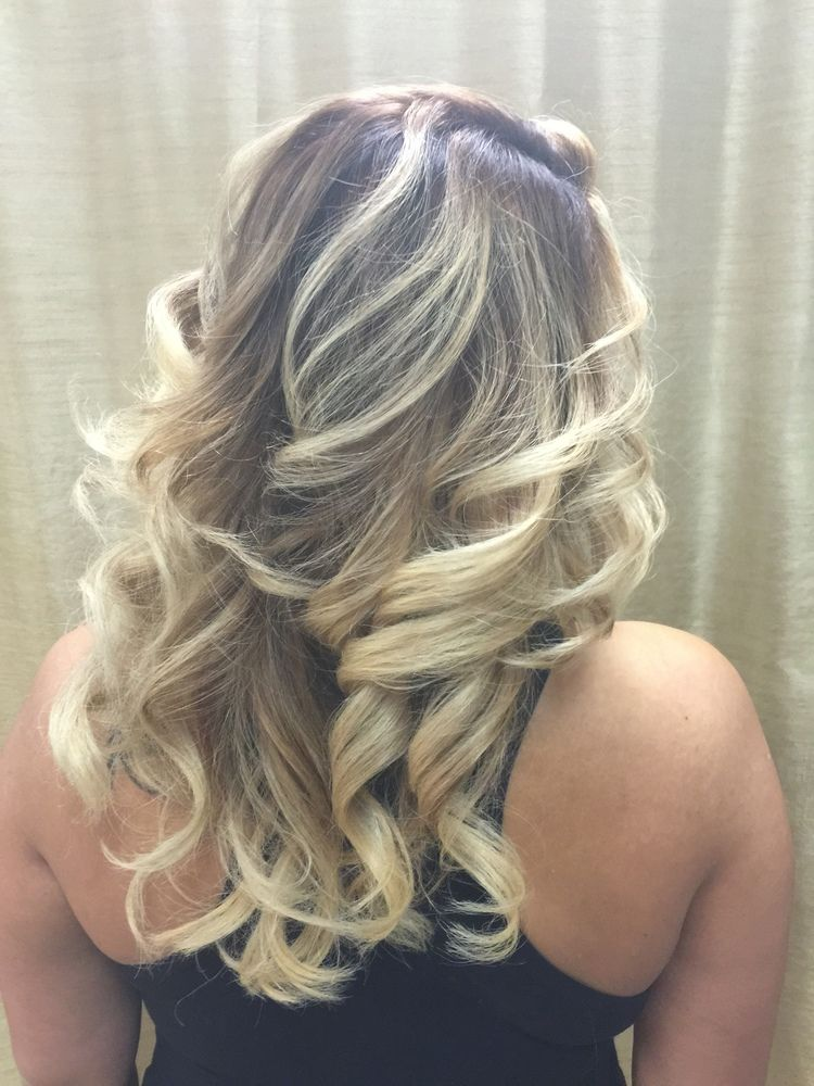 OMBRE - HIGHLIGHTS - Hair Salon SERVICES - best prices - Mila\'s ...