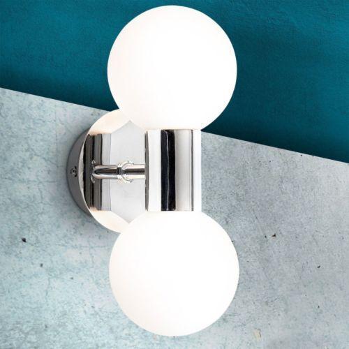 Spectacular Wandlampe Badezimmer Bad Leuchte Lampe Wandspot Deckenlampe Spot