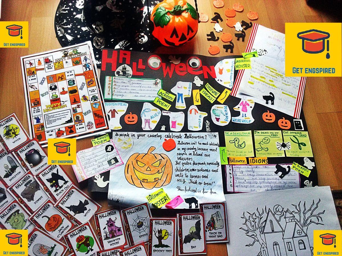 Halloween Rules Szczegolnie Taki Gotowy Do Druku Halloween Plakat