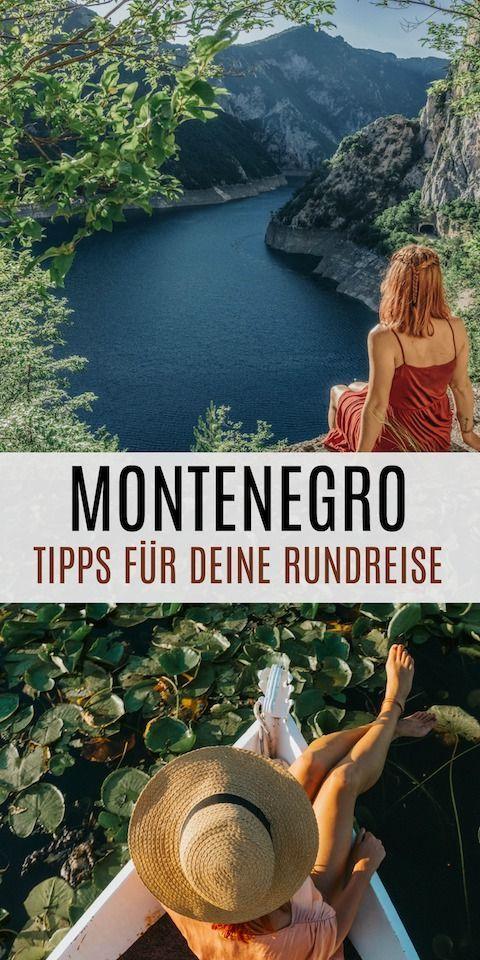 Montenegro Roadtrip: Die schönsten Orte & Geheimtipps zum Nacherleben