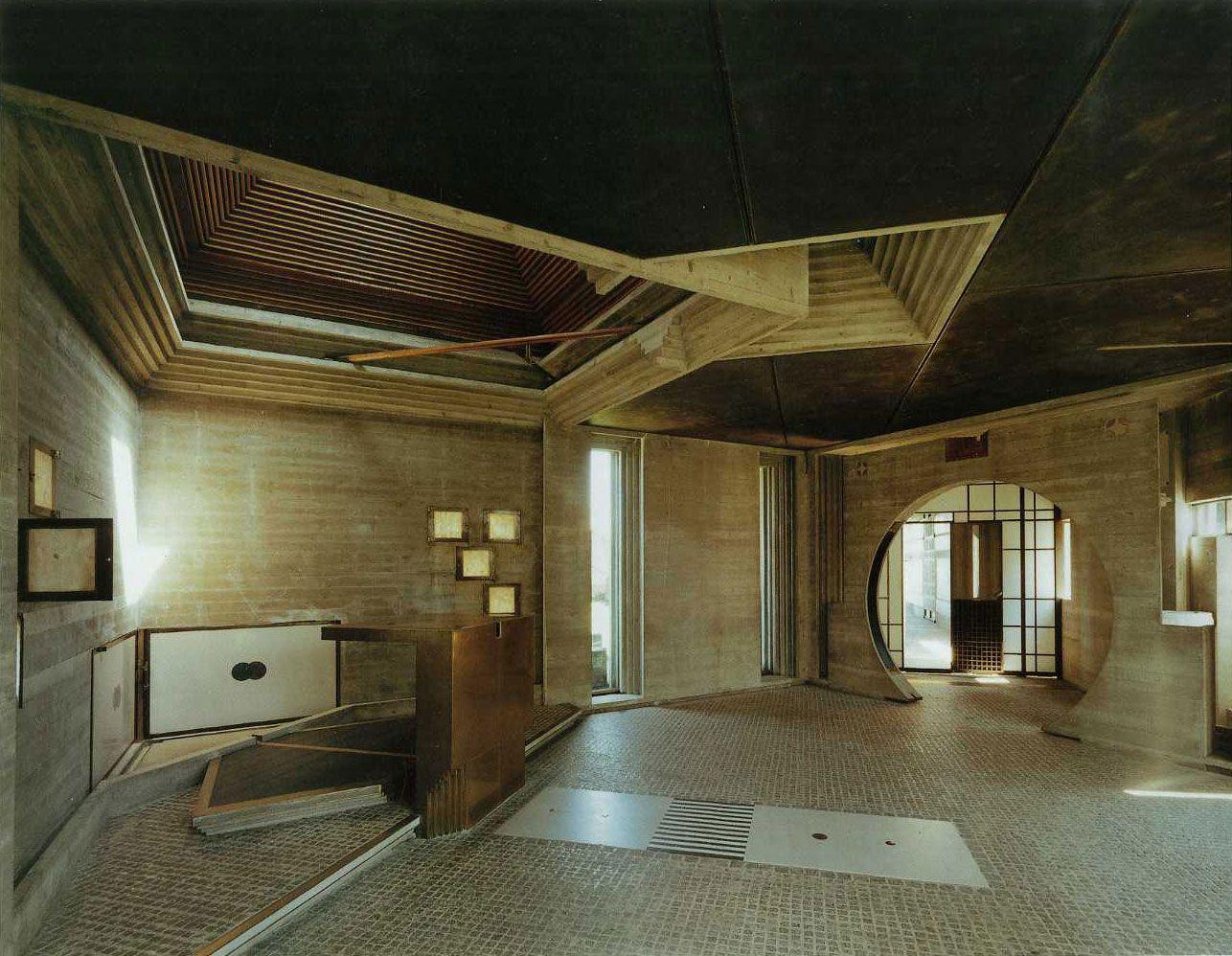 Die symbolsprache von carlo scarpa vegas architecture - Carlo scarpa architecture and design ...
