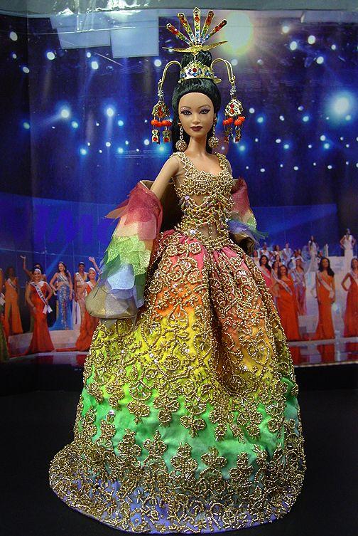 """""""Miss Bali 2010'"""