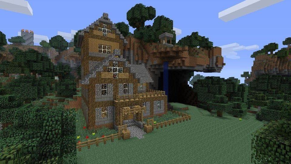 minecraft xbox 360 houses Free Minecraft PC