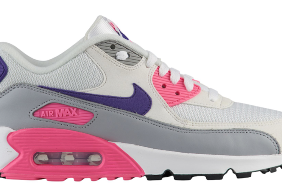 The OG Nike Air Max 90 Laser Pink Just Released | Dr Wongs