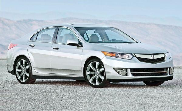 Top 4 Eco Friendly Luxury Cars Acura Tl Acura Acura Tsx