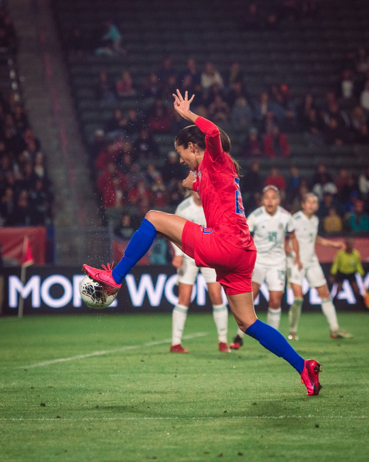 Back In The Off Season In 2020 Uswnt Soccer Womens Soccer Uswnt