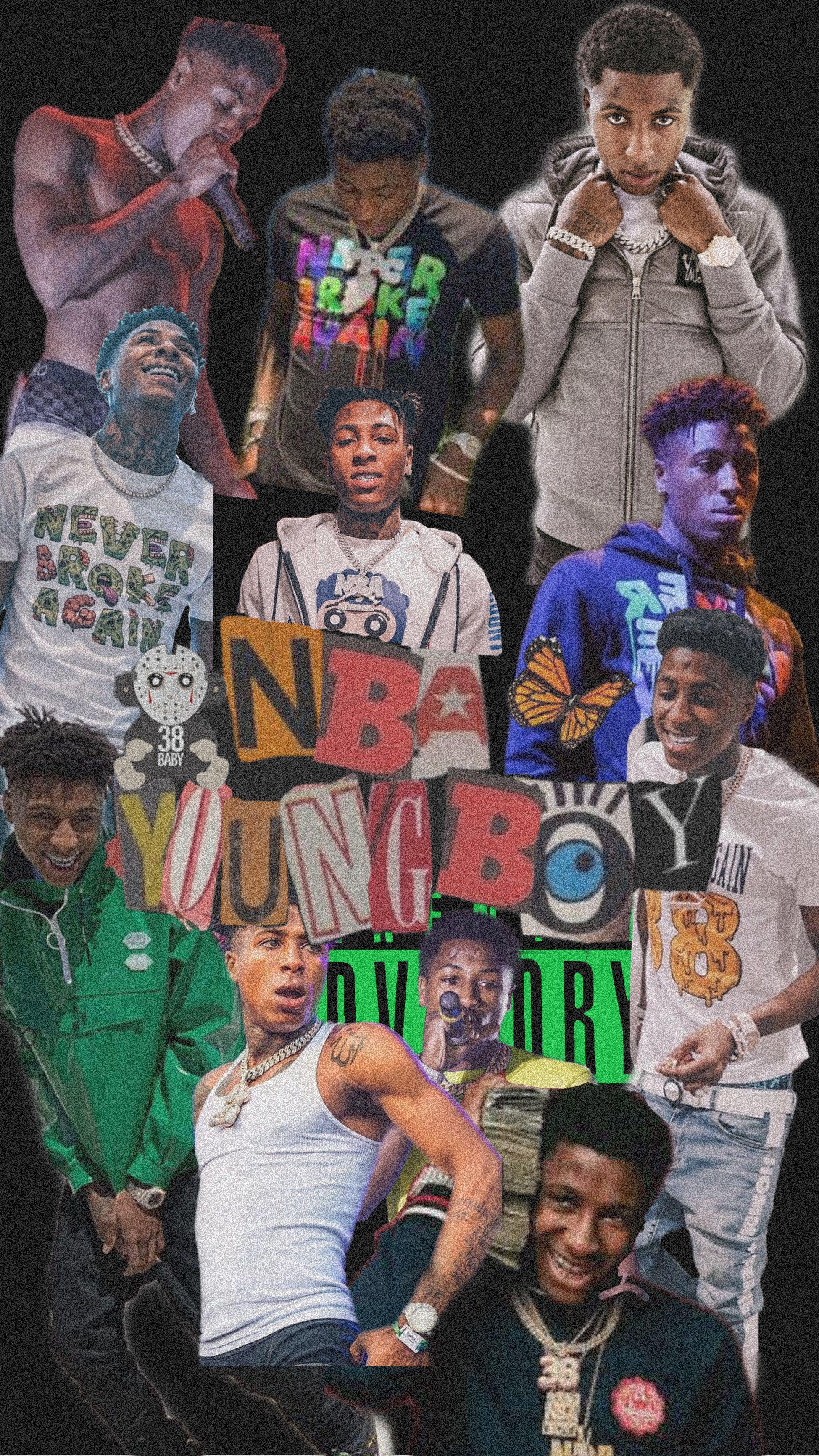 Nba Youngboy Rapper Wallpaper Iphone Badass Wallpaper Iphone Cartoon Wallpaper Iphone