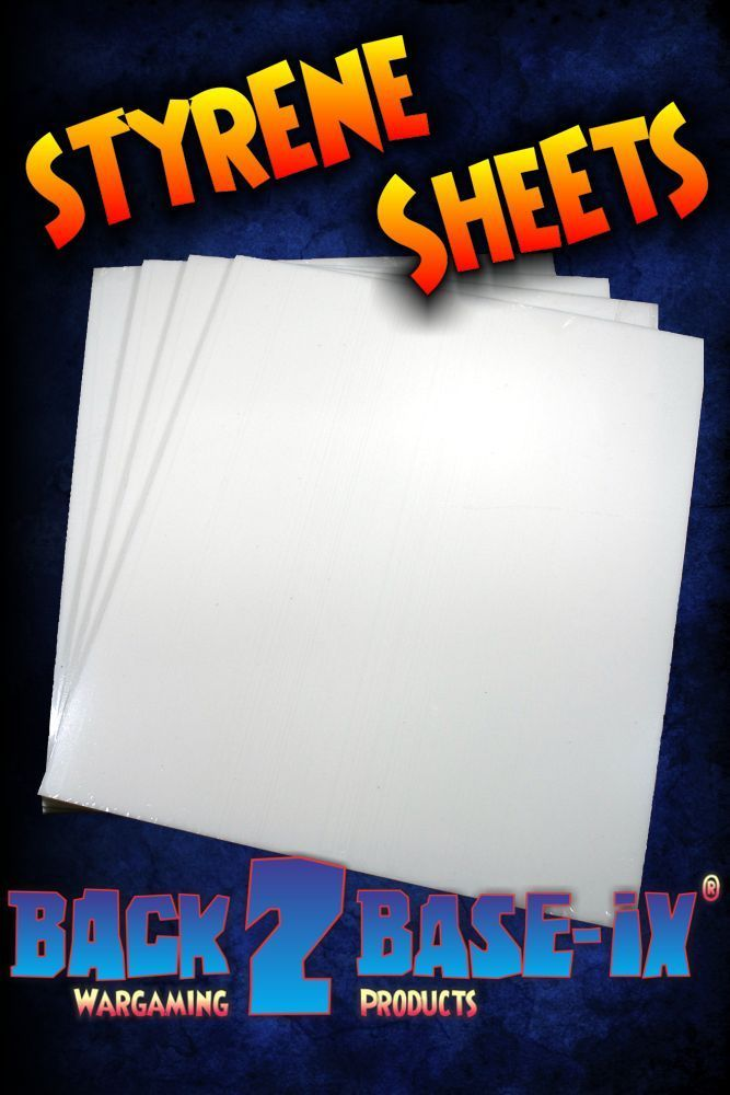 One 1 A4 X 1mm White Plasticard Styrene Plastic Sheet 300mm X 210mm Ebay Styrene Sheets Plastic Sheets Styrene