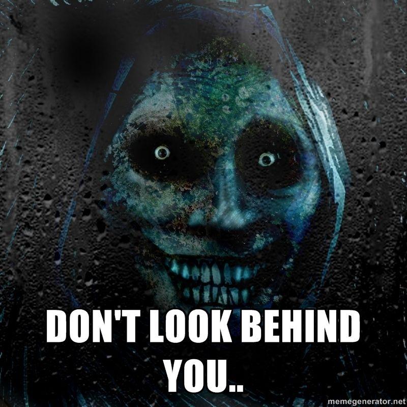 Real Scary Guy via Meme Generator