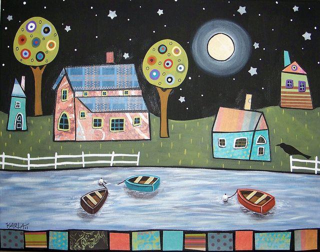 3 Boats: Karla Gerard